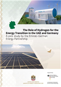 The Role of Hydrogen for the Energy Transition in the UAE and Germany