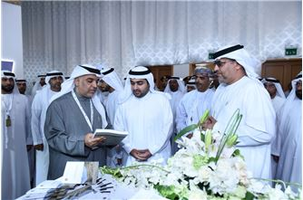 The Ministry of Energy and Industry participates in the 6th Fujairah Industrial Rocks and Mining Forum.