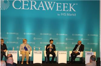 UAE Participates in CERAWEEK Conference and Exhibition in Houston