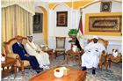 The President of the Republic of the Sudan: The Sudanese-UAE relations are distinctive