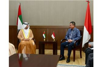 Suhail Al Mazrouei heads UAE delegation at meeting of UAE-Indonesia Economic Work Team in Jakarta