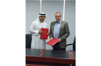 MOEI signs a contract for the study of rainwater harvesting and flood protection facilities