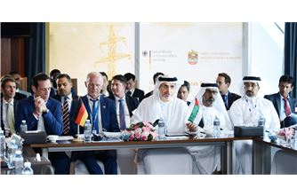 The United Arab Emirates and Germany continue dialogue on energy policy