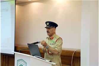 Ministry of Energy & Industry and Dubai Police celebrate Emirati Women's Day
